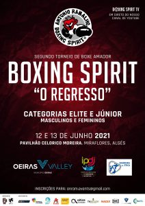 "II Torneio Boxing Spirit ""O Regresso """